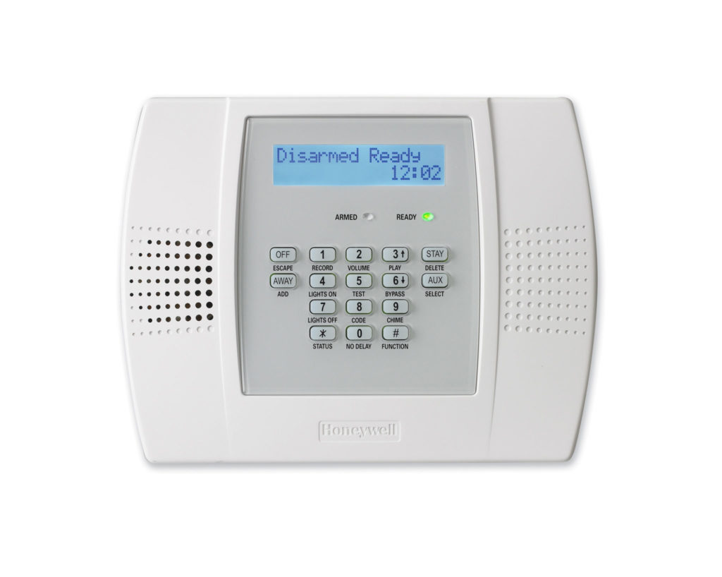 lynx keypad or quick connect
