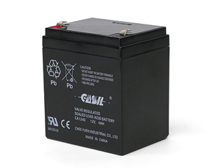 Back Up Battery Hardwired Security Systems