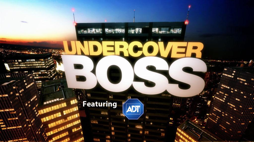 ADT Undercover boss