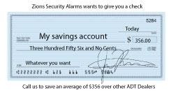 zions savings check