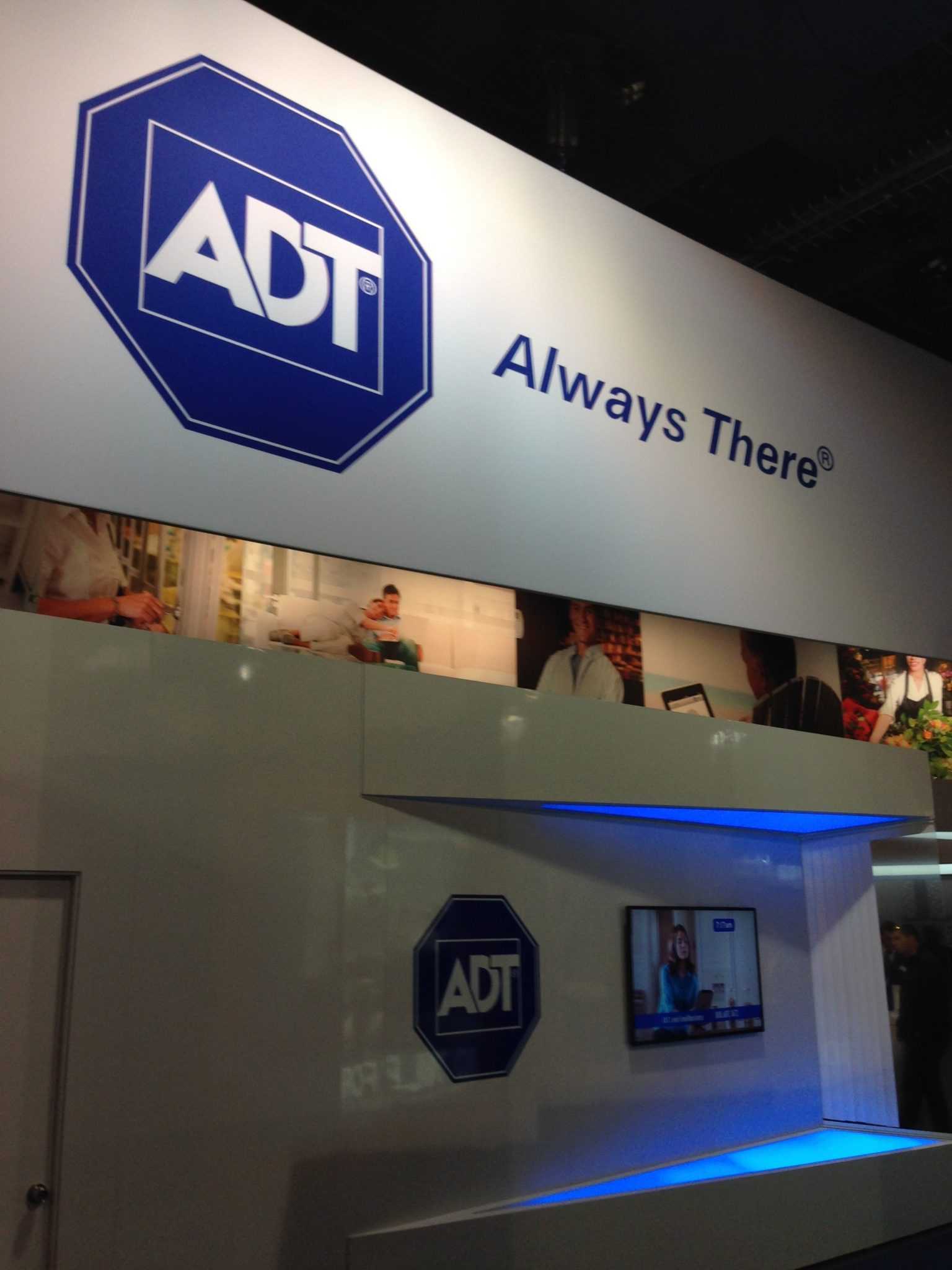 ADT at CES 2014