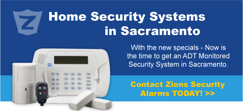 Adt Home Security Systems In Sacramento