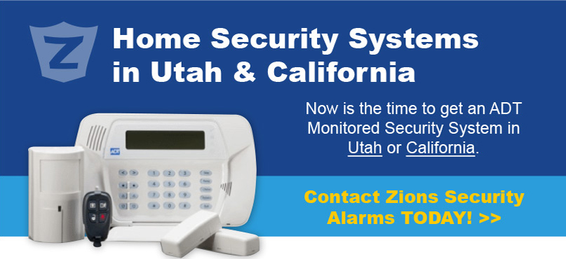 Home Security in Utah and California