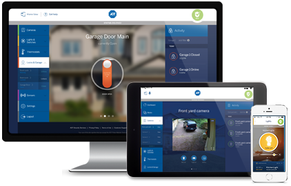 ADT Pulse app and portal