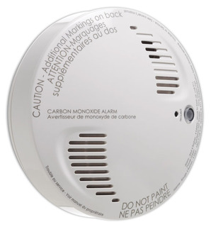 DSC ADT Wireless Carbon Monoxide Detector