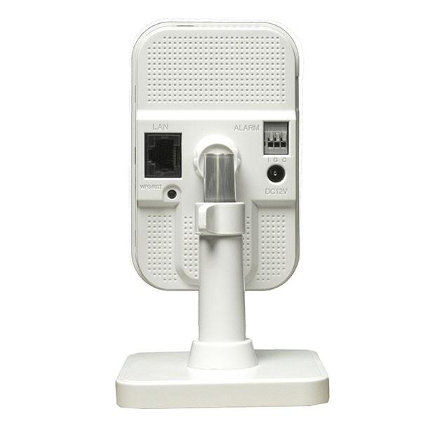 Wireless 3MP IP Camera with IR LED back