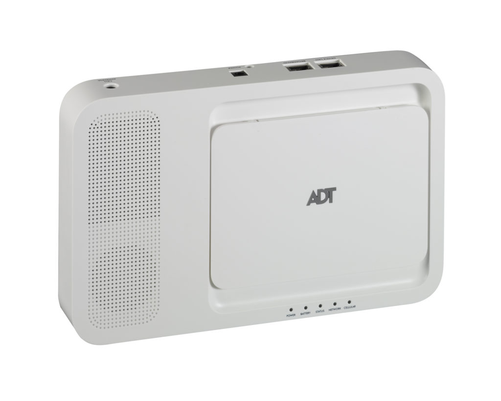 ADT TS Base Station - ADT Pulse TS Control Panel Security System