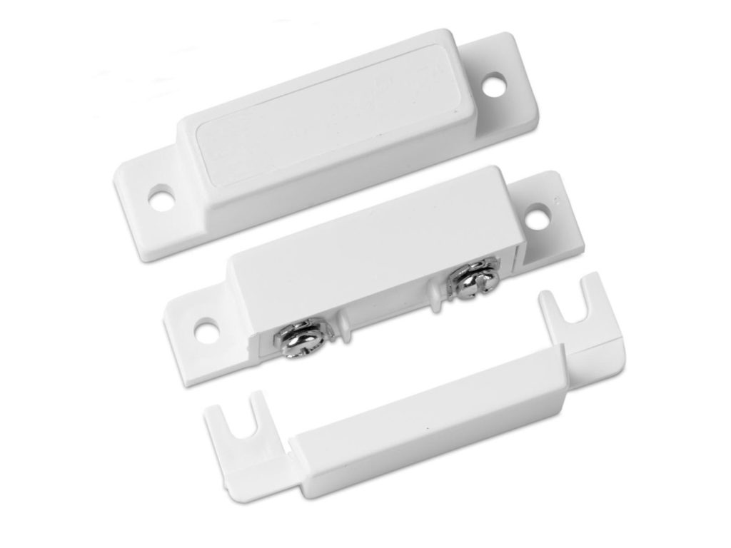 Adt Hardwired Recessed Steel Door Sensor 3 4 Quot With Terminals