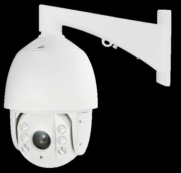 2MP IP PTZ Camera with IR with 20X Zoom