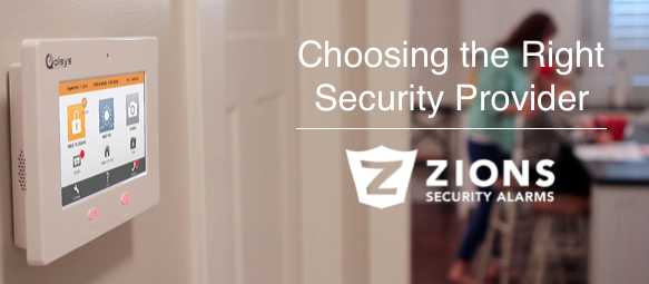 How to choose the right security provider