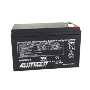 Replacement Battery Hardwired 12 V