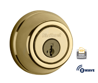 Kwikset Signature Z Wave Deadbolt With No Keypad Zions