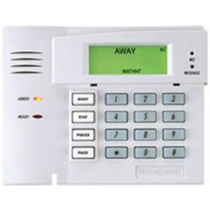 ADT Wireless Keypad with voice