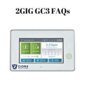 2GIG GC3 Panel
