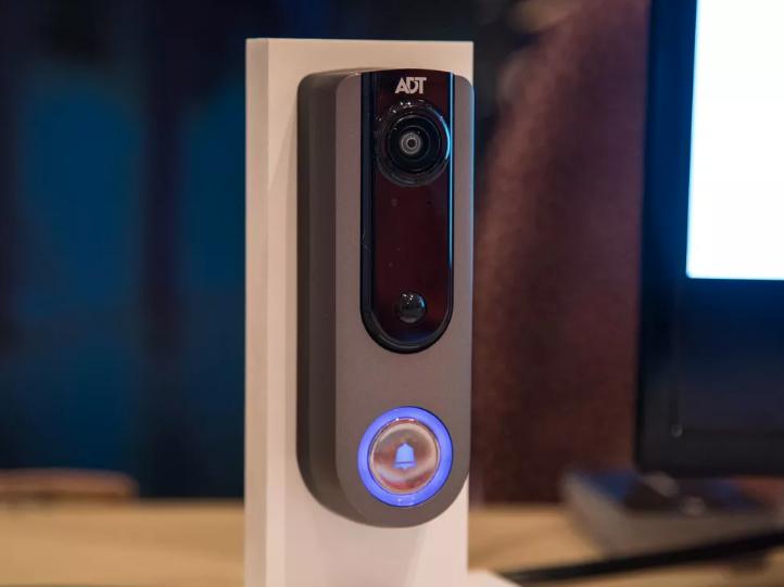 ADT Doorbell Camera